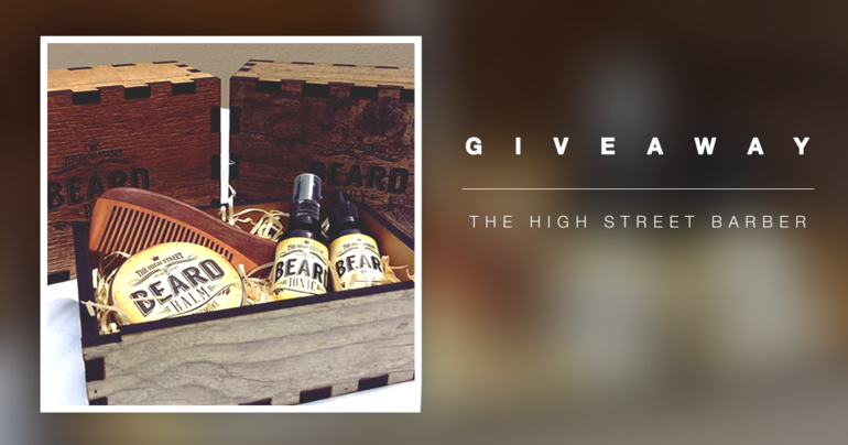 Win with Hello Pretty and The High Street Barber!