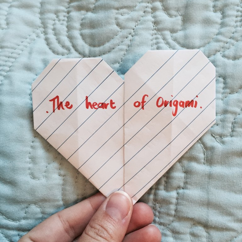 The Heart of Origami