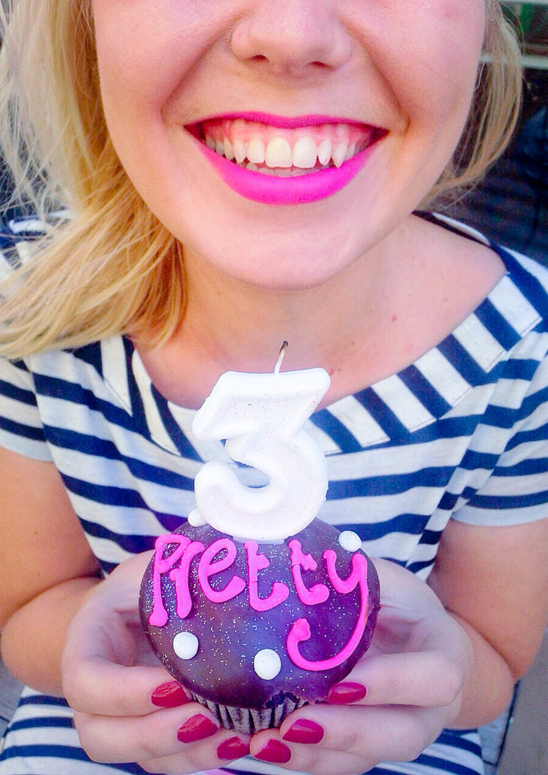 Hello Pretty's Birthday on http://hellopretty.co.za/blog