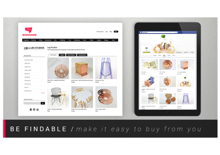 Hello Pretty at Business of Design, PART TWO: SELLING ONLINE