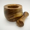 'GALAXY' Ironwood Mortar and Pestle by bykrause