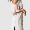 Marique Yssel Open Shoulder LL Shirt - Blush by Marique Yssel