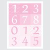 PINK EDITABLE DIY MILESTONE BLOCK PRINTABLES  by hcmorrison printables