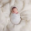 Woolly fluff blanket newborn photo prop 200g. LB-14 by Lavender Blossoms Props