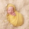 Suri alpaca knit wrap, newborn photo prop, LB-67 by Lavender Blossoms Props