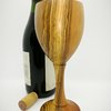 Wooden glass goblet by bykrause