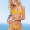 Gold Ruched Set by Gabrielle Swimwear