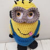 Minion Soft toy by Hekelliefde