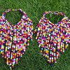 Multicolored neckbeads  by 4EverCaptivating