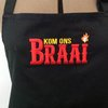 Braai Apron (Black) by Parker Crafted