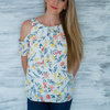 Michele blouse Blossom by JanaS