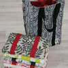 Drinks Tote - Agapanthus by Caversham Textiles