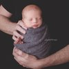 Alpaca  wrap, newborn photo prop LB-81 by Lavender Blossoms