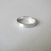 Sterling Silver 2.5mm Wedding Band by Liwo Design