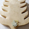Wooden Leaf Board by Millo SA [Wooden Gifts & Decor]