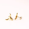 Nguni studs by Anvil&I