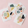 Pebbles A6 Post Card Set (4 Cards) by Pleekō