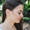 Ray Ear Climbers by Edel Designer Jewellery