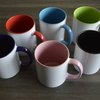 Colored Mugs - Custom Printed by But Why Not