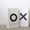 X & O Paper Storage Bag Set by Pleekō