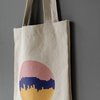 Limited Edition Table Mountain Tote by Pleekō