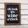 Wooden sign, home decor, wall decor, wine sign, wine lovers, bar sign, bar decor by Hope Creations