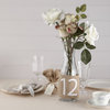 Vintage Affair - Hessian table Numbers by Ginger Ray