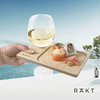 Rectangle Canapé Board | Set of 2 by RAkt