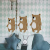 Water Colour Bears by That Little Decor Company