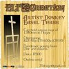 Artist Donkey Easel Three by 78Dezign