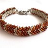 Bead Bracelet - AKJ049 by AnKa Jewellery