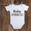 Personalised BABY Name PREGNANCY REVEAL/BABY ANNOUNCEMENT onesie - Baby Grow - Baby bodyvest - Unisex - cute onesie - Baby Announcement Idea - Pregnancy Reveal by Little Lion Cub Studio
