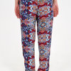 Paisley Printed Pants by Anneke Theart