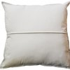 She believed embroidered scatter cushion by Pillow Talk