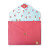 Fuschia Ipad Envelope by TAKE CHARGE