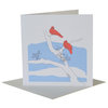 """Bird scribbles"" card set of 3 cards by i Spy"
