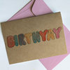 Birthyay Greeting Card by Place to Find