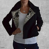 Biker Jacket Black by PK Designs