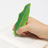 Leaf Bookmark Pen (Green) by Funshop