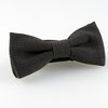 Brown stripped pre tied bow tie  by Bow Peep