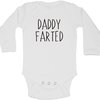 Daddy Farted baby grow by BTSN Design (Pty)LTD