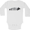 Evolution of a biker baby grow by BTSN Design (Pty)LTD