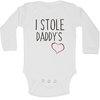 I stole Daddy's heart baby grow by BTSN Design (Pty)LTD