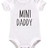 Mini Daddy baby grow by BTSN Design (Pty)LTD
