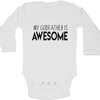 My Godfather is Awesome baby grow by BTSN Design (Pty)LTD