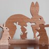 Bunny Puzzle (Meranti) by Hazel's Wood Creations