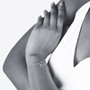 [WHY HER] Shapes Collection- Silver Marquise Diamond Bracelet by WHYJewellery