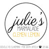 ClemenLemon Marmalade (250g) by Julie's Marmalades