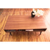 Retro Coffee Table by Kurve Designs