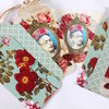 FRIDA TAG SET  (M0001) by Miss Magpie